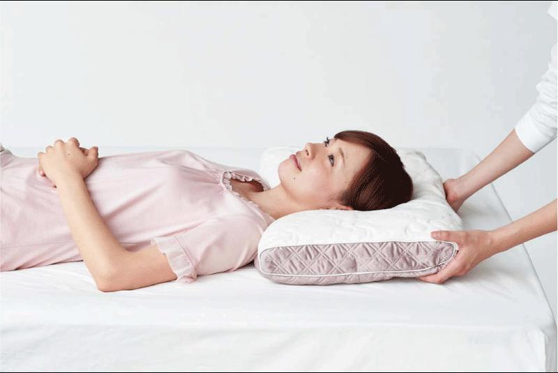オーダーメイド枕の体験