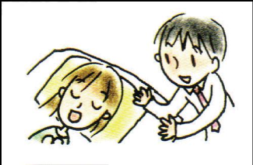 オーダー枕お試し寝